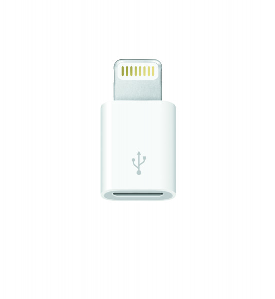 Apple Lightning auf Micro USB Adapter
