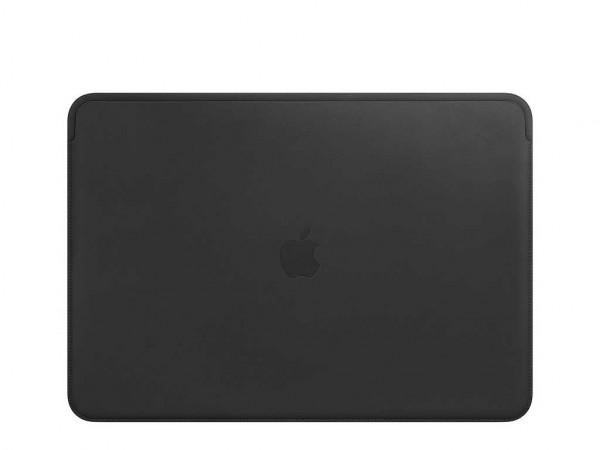 """Apple Lederhülle MacBook Pro 13"""" schwarz"""