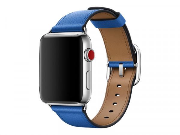 Apple Classic Armband für Watch 42mm blau