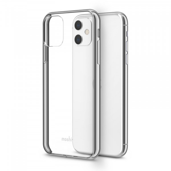 Moshi Vitros Apple iPhone 11 silber