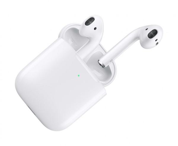 Apple AirPods mit kabellosem AirPod Case (2. Gen.)