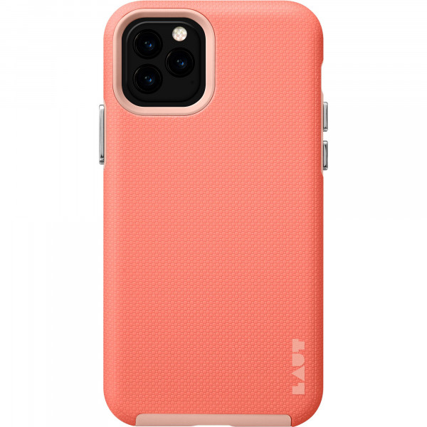 LAUT SHIELD iPhone 11 Pro Max coral