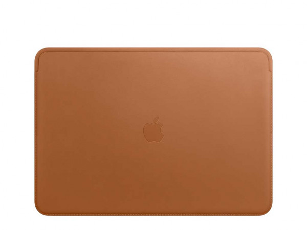 "Apple Lederhülle MacBook Pro 13"" sattelbraun"