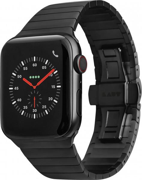 LAUT Links Apple Watch 42 / 44 mm schwarz