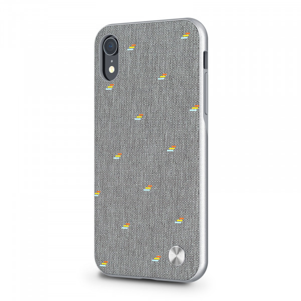 Moshi Vesta Apple iPhone XR grau