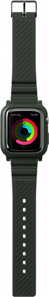 LAUT Aw Impkt Apple Watch 42 / 44 mm grün