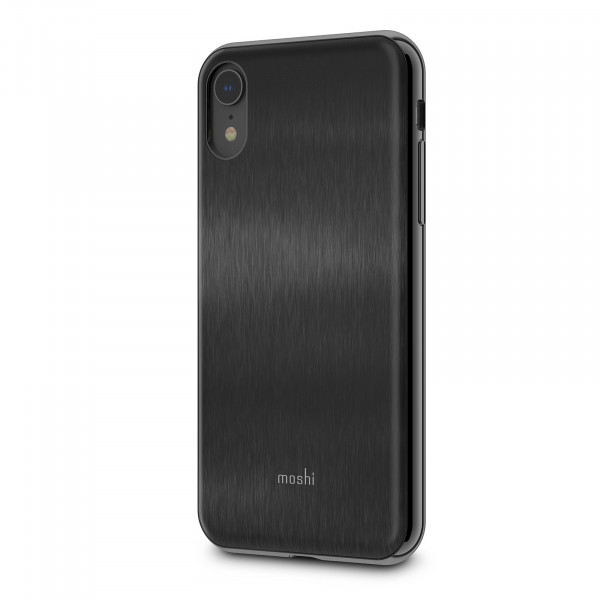 Moshi iGlaze Apple iPhone XR schwarz