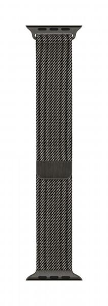 Apple Milanaise Armband für Watch 44mm graphit