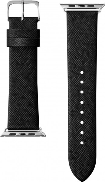 LAUT Prestige Apple Watch 42 / 44 mm schwarz