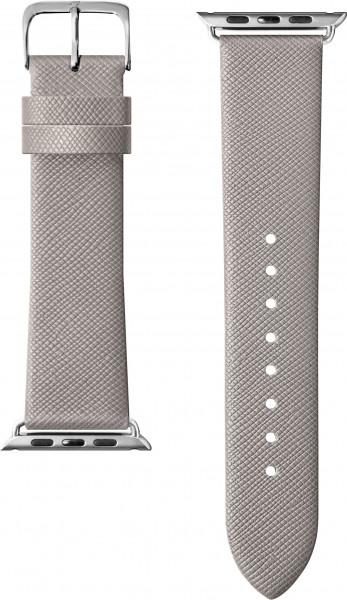 LAUT Prestige Apple Watch 42 / 44 mm grau