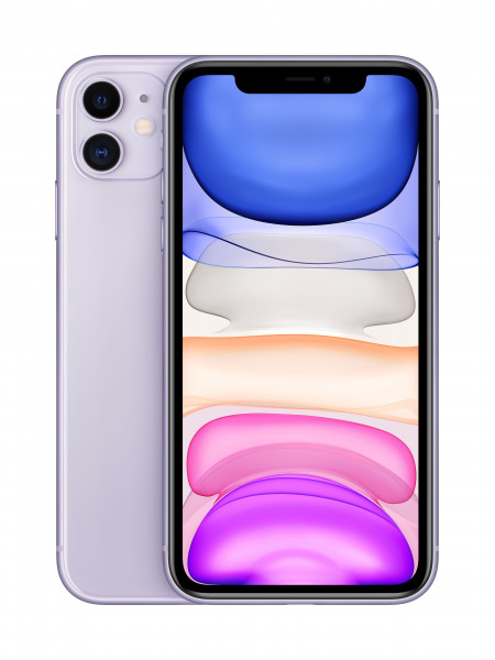 Apple iPhone 11 256GB violett