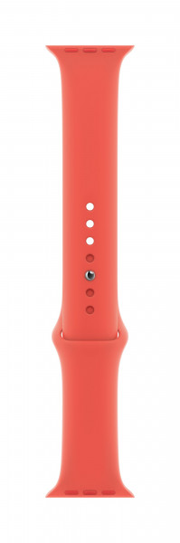 Apple Sportarmband für Watch 44mm zitruspink Regular