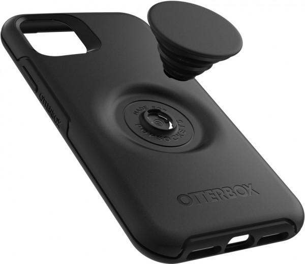 Otterbox Symmetry Pop Apple iPhone 11 schwarz Popsocket